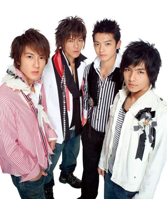 Fahrenheit asian band