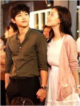 they do look nice together... omo *.*